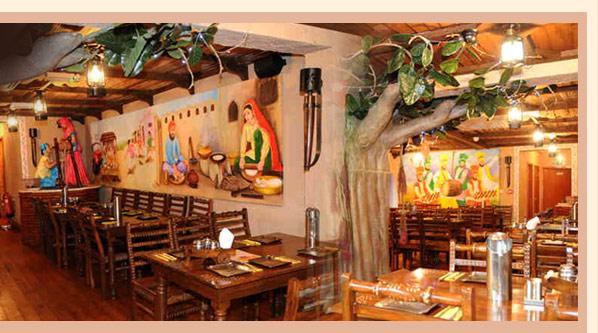 Pind Indian Restaurant Nj